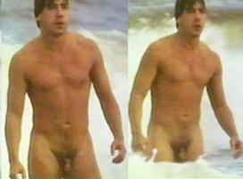 Javier Bardem Full-frontal