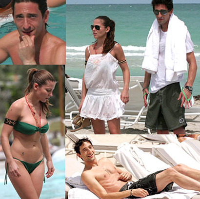 Watch HD Adrien Brody naked clips!