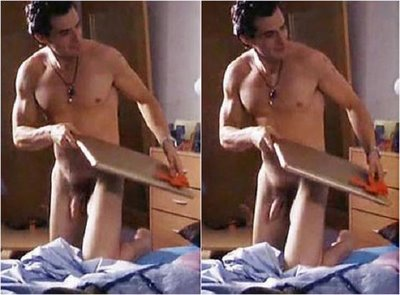 Antonio sabato jr naked