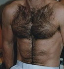 alec baldwin hairy chest