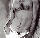 Antonio Banderas hairy