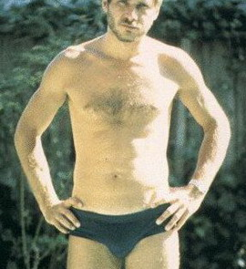 Harrison Ford nude