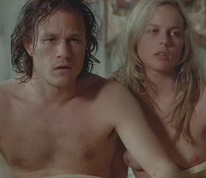 Heath Ledger nude