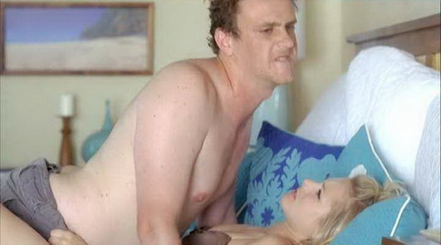 Watch Jason Segel hot sex scenes!