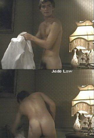 free nude pics of jude law