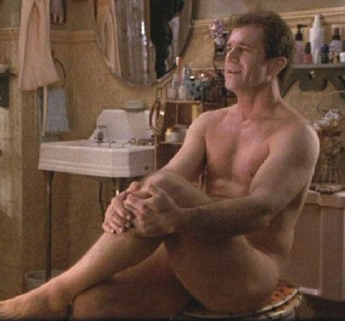 Watch HD Mel Gibson naked clips!