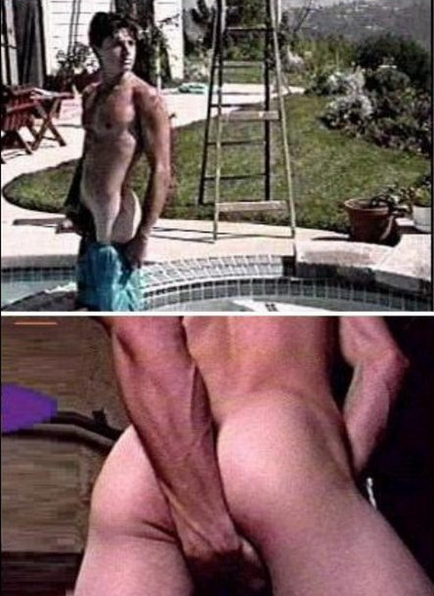 Simon Rex Naked Clips 33