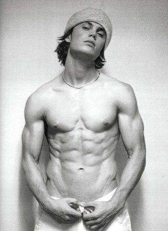 gay british model