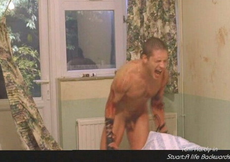 Tom Hardy full frontal nude