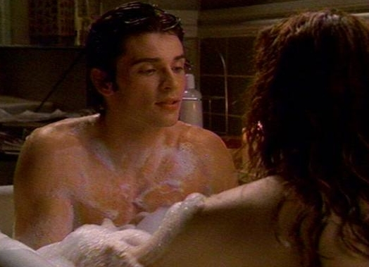 Tom Welling Naked Bathing