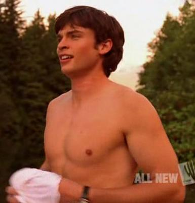 Tom Welling Shirtless Scenes