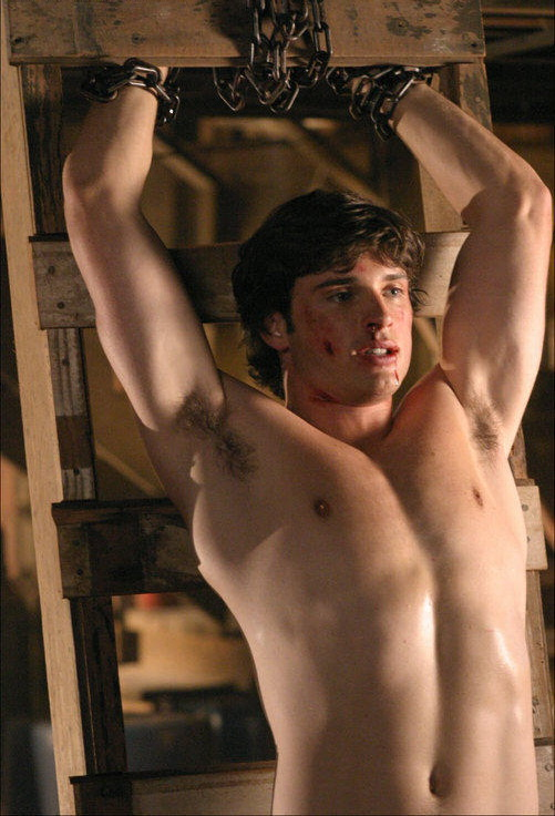 Tom Welling Sexy on TV