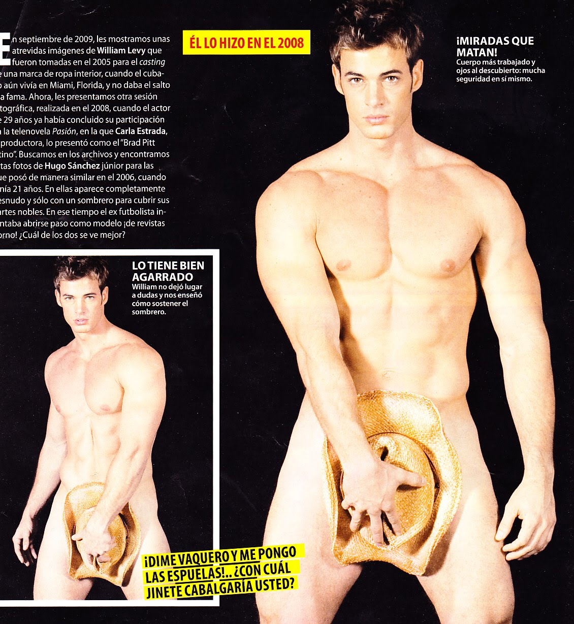 william levy naked photo